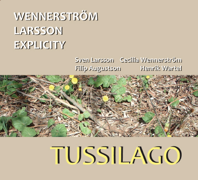 "Featured recording ""Tussilago"""